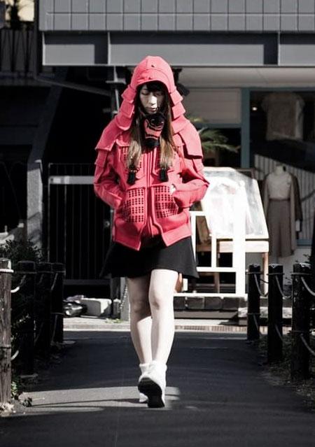 Japanese Hoodie