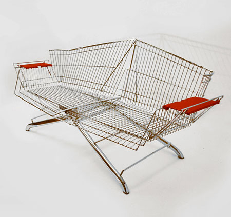 Etienne Reijnders Shopping Cart Furniture