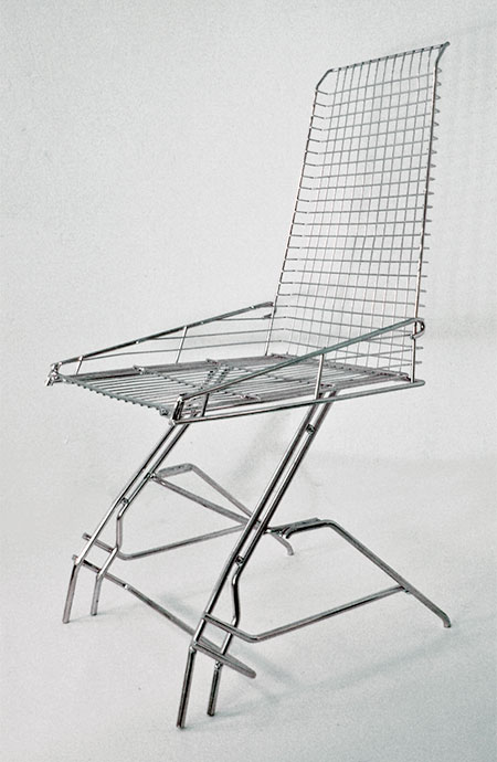 Etienne Reijnders Shopping Cart Chair