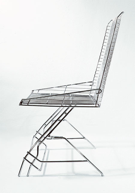 Etienne Reijnders Shopping Cart Chairs