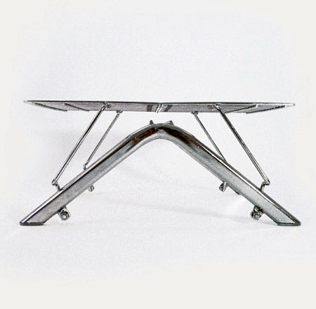Shopping Cart Table