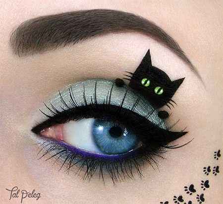 Cat Eye Makeup Art