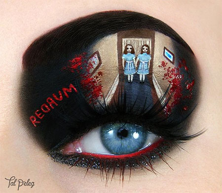 The Shining Eye Makeup Art