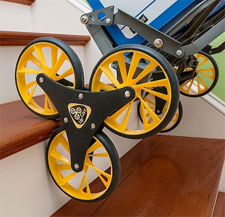 Stairs Cart