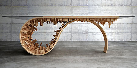 Inception Dining Table