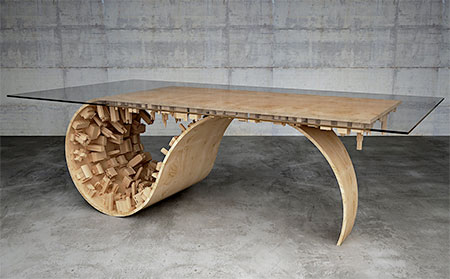 Inception Dinner Table