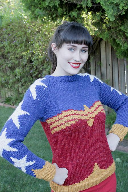 Natalie Bursztyn Sweater