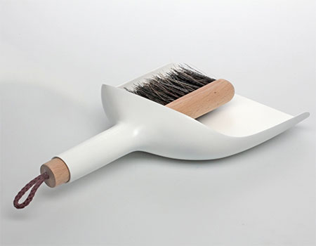 Innovative Sweeper and Dustpan