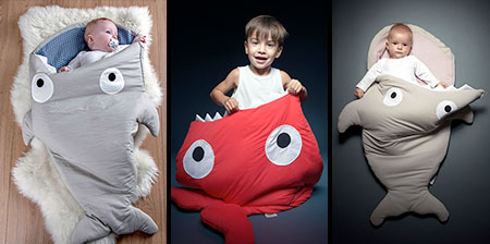 Fish Sleeping Bags