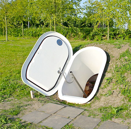 Ground Refrigerator