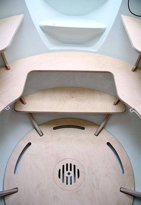 Floris Schoonderbeek Underground Refrigerator