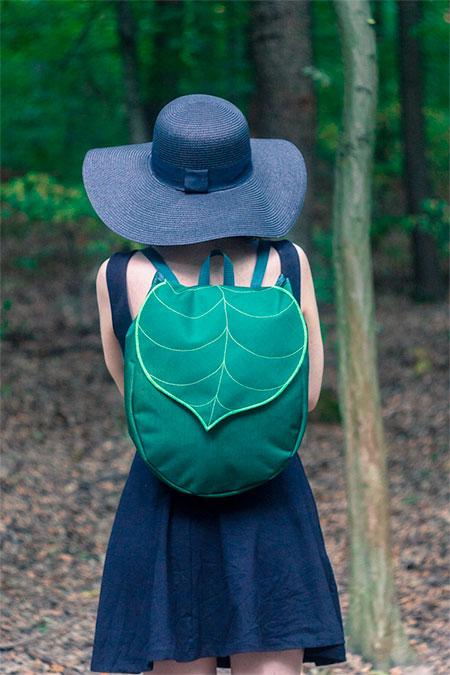 Leafling Backpack