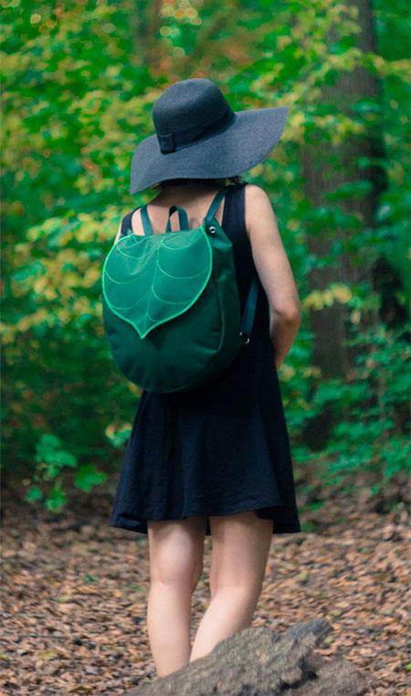 Leafling Backpacks