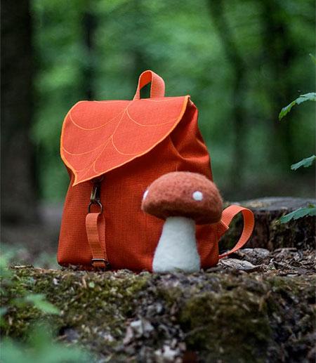 Gabriella Leaf Backpack