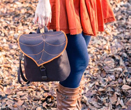 Gabriella Leaf Backpacks