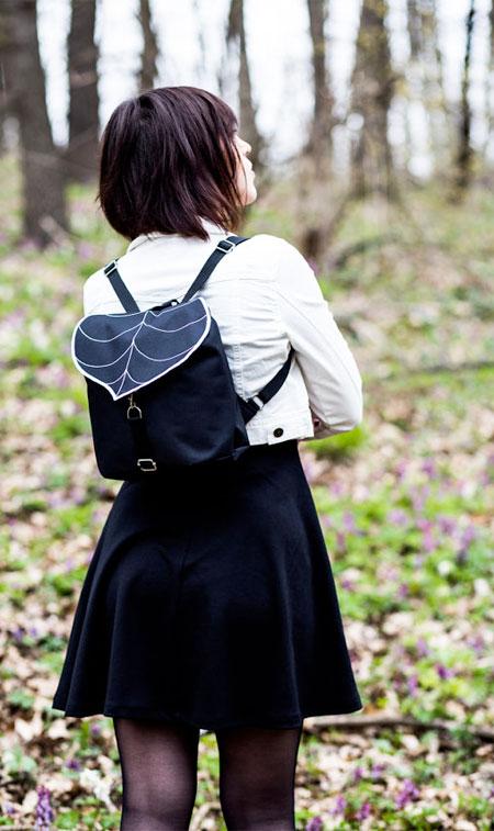 Gabriella Leaf Bag