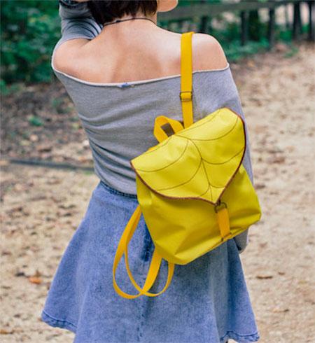 Leaf Handbag