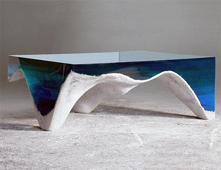 Ocean Coffee Table