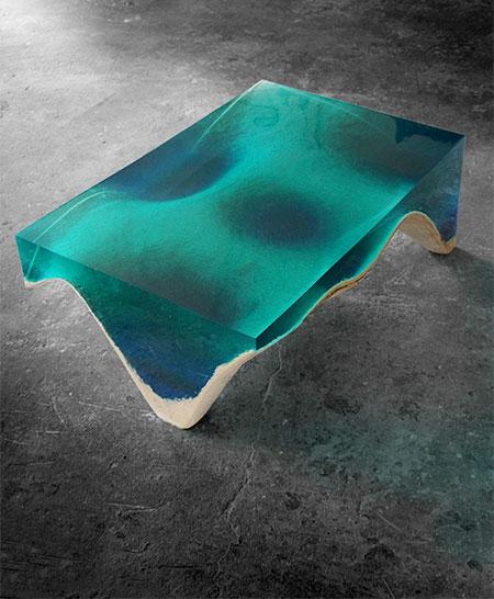 Eduard Locota Ocean Table