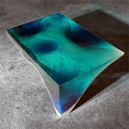 Eduard Locota Ocean Coffee Table