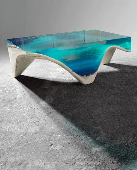 Eduard Locota Coffee Table