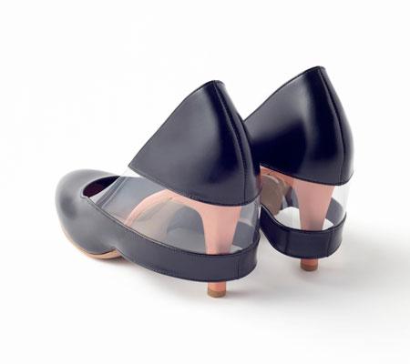 Nendo Skirt Shoe