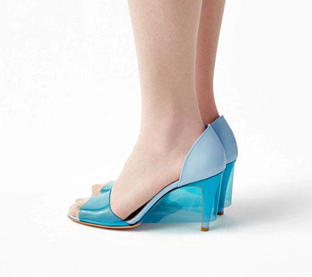 Nendo Syk Skirt Shoes