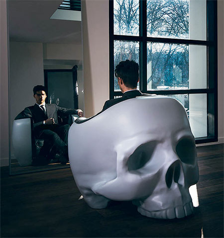 Gregory Besson Skull