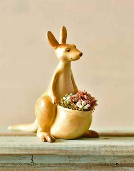 Kangaroo Planter