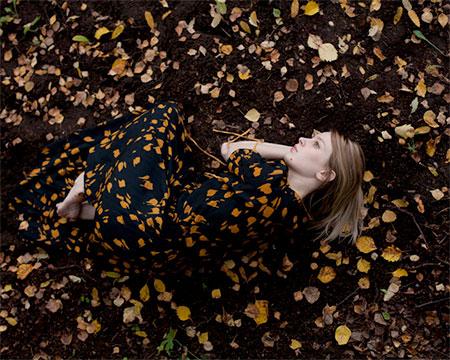 Photographer Wilma Hurskainen