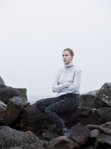 Wilma Hurskainen Camouflaged into Nature
