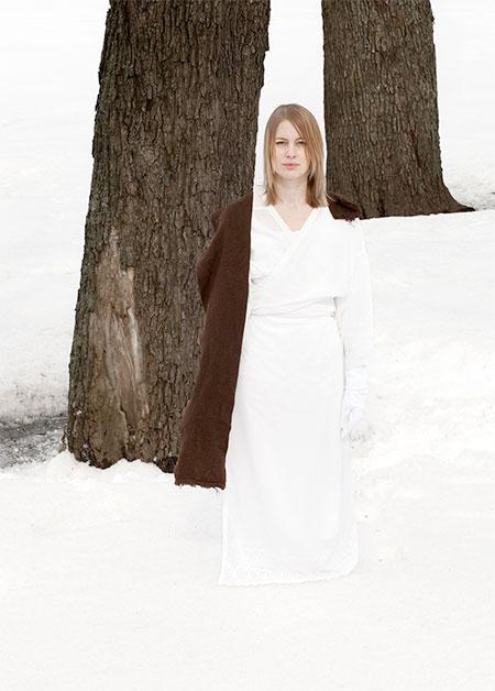Wilma Hurskainen Blend into Nature