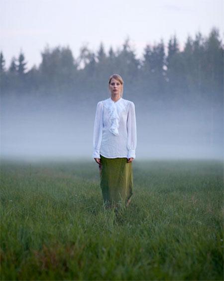 Finnish Photographer Wilma Hurskainen
