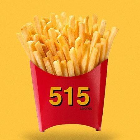 McDonalds Fries Calories