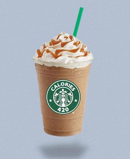 Starbucks Coffee Calories