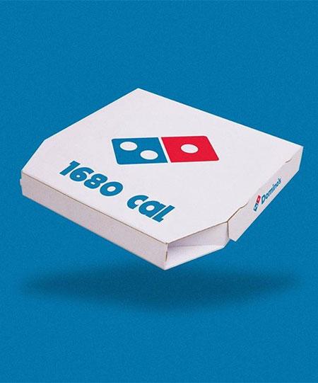 Dominos Pizza Calories
