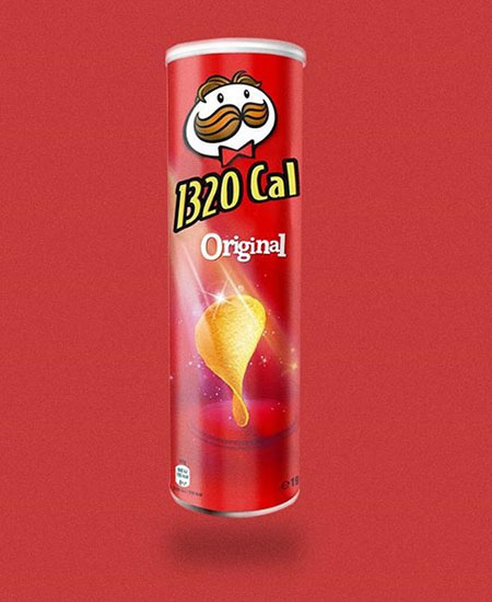 Pringles Chips Calories