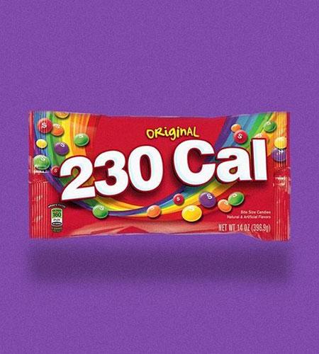 Skittles Calories