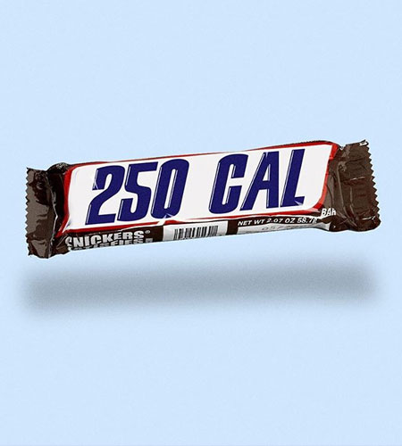 Snickers Calories