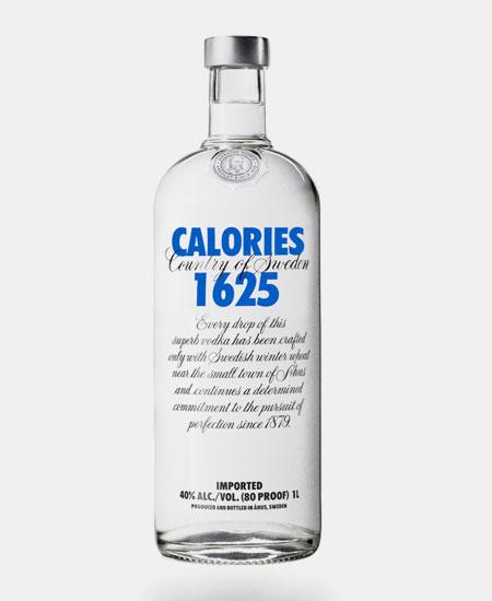 Vodka Calories