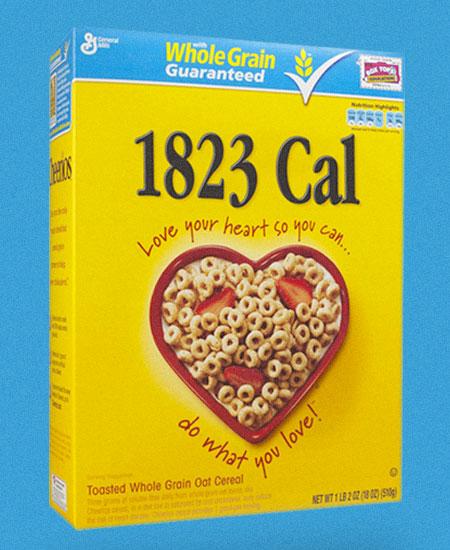 Cheerios Cereal Calories