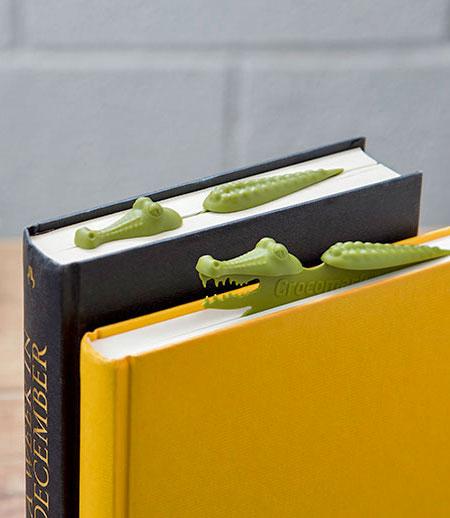 Peleg Crocodile Bookmark