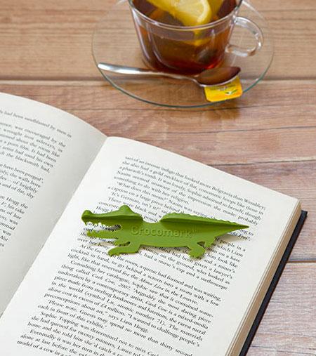 Alligator Bookmark