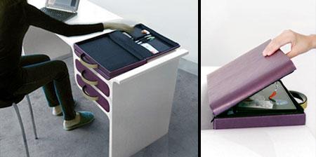 Drawer Briefcase