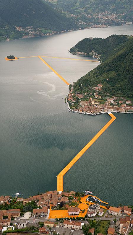 Italy Floating Dock