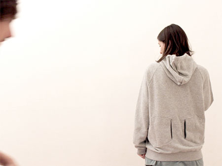 Entresuelo1a Hold Me Hoodie