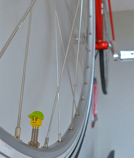 LEGO Bicycle Caps