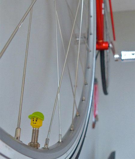 LEGO Bicycle Caps