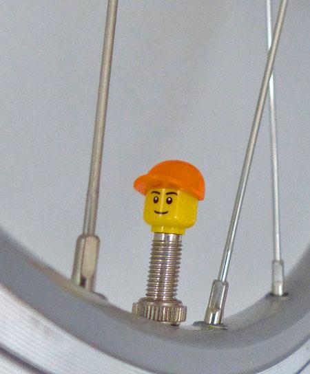 LEGO Bicycle Cap
