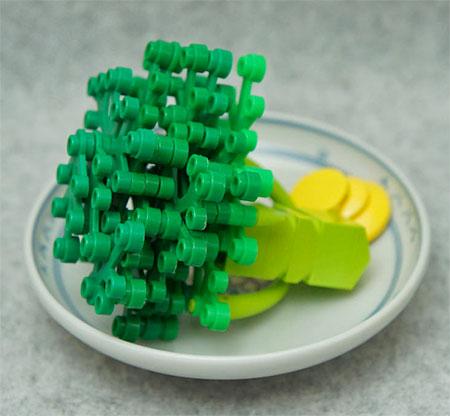 LEGO Broccoli